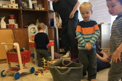 Wooden blocks, carts, marble runs, and so much more!