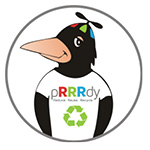 pRRRdy is the Peace River Regional District's Waste Reduction Mascot. NEAT carries out waste diversion education and outreach activities throughout northeast BC on behalf of the Regional District.