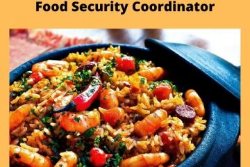 Help Wanted: Food Security Coordinator